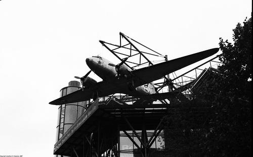Technical Museum, Berlin, Germany, 2007