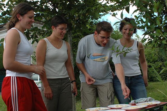 Rallye touristique juin 2004