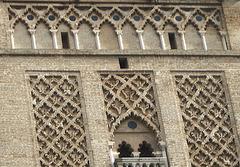 Minarett - heute ein Kirchturm der Katedrale von Sevilla