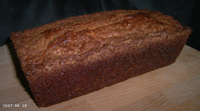 Banana Buckwheat Bread 1