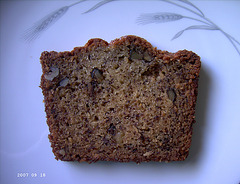Banana Buckwheat Bread 2