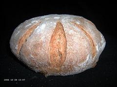 Maple-Oat Sourdough Bread