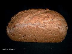 Maple-Walnut Oat Bread