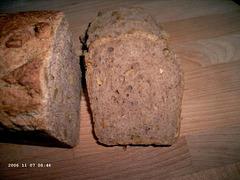 Maple-Walnut Oat Bread 2