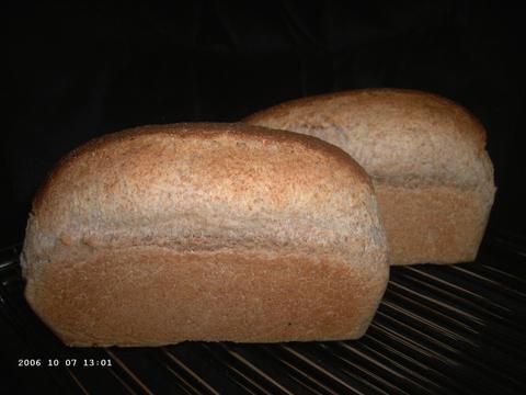 Spelt Sourdough Bread 1
