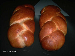 Millie's Whole Wheat Challah
