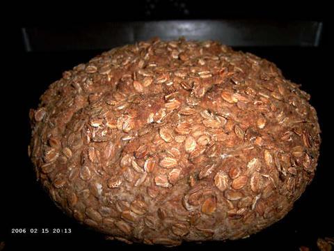 Potato (Onion)Rye Loaf