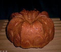 Sour Cream Apricot Coffee Bread 1