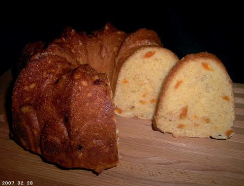 Sour Cream Apricot Coffee Bread 2