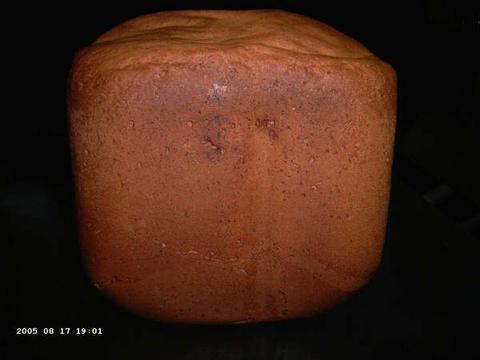 Sourdough Rye Bread uit de bbm