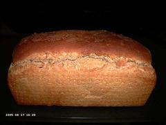 Sourdough Rye Bread uit de oven