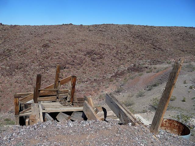 Silver Cliff Mine (3945)