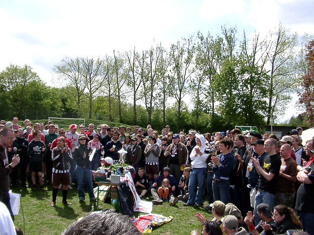 Antiracist Tournament Sankt Pauli