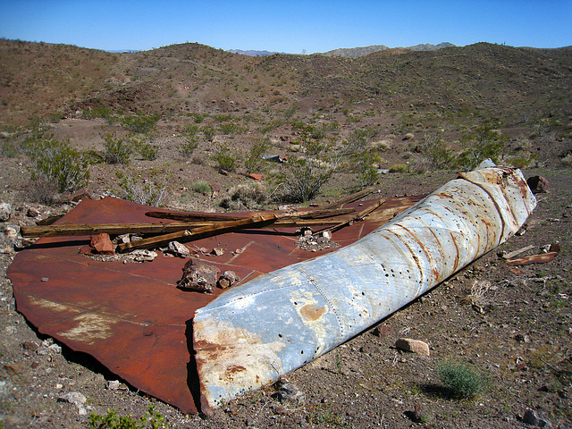 Collapsed Tank (2388)