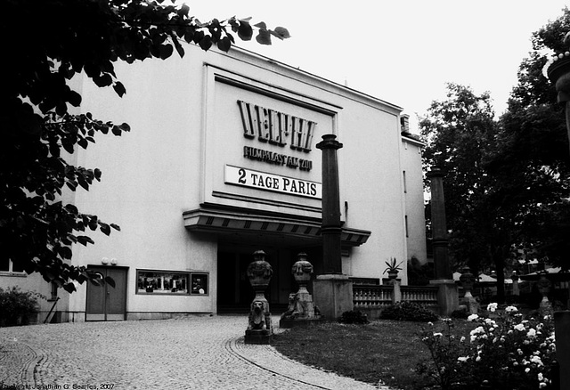 Delphi Theatre, Charlottenburg, Berlin, Germany, 2007
