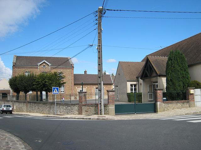 Ecole primaire de Bombon