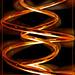 Lichtspiel(Spirale)
