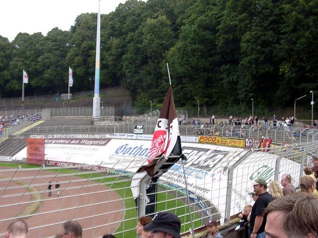 Stadion Wuppertaler SV