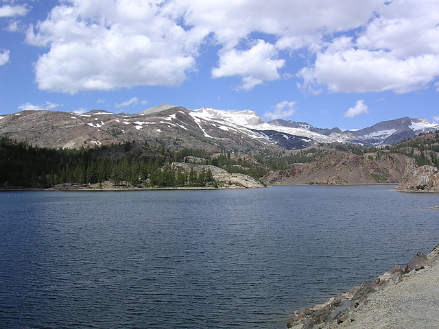 Yosemite NP - Elevation 9500 ft
