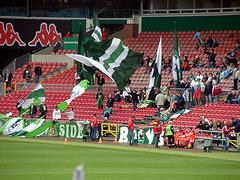 Werder Bremen-supporters