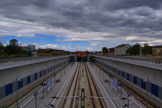 1 2 3 4 - train to the sun