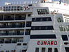 Cunard  and balconies