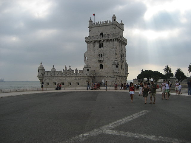 Lisboa, Tower of Belém