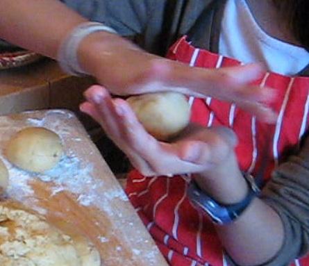 Making Ingwerbrot
