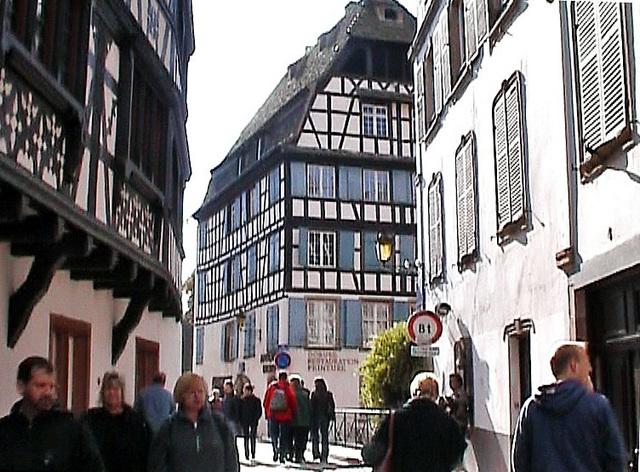 Straßburg, Altstadt