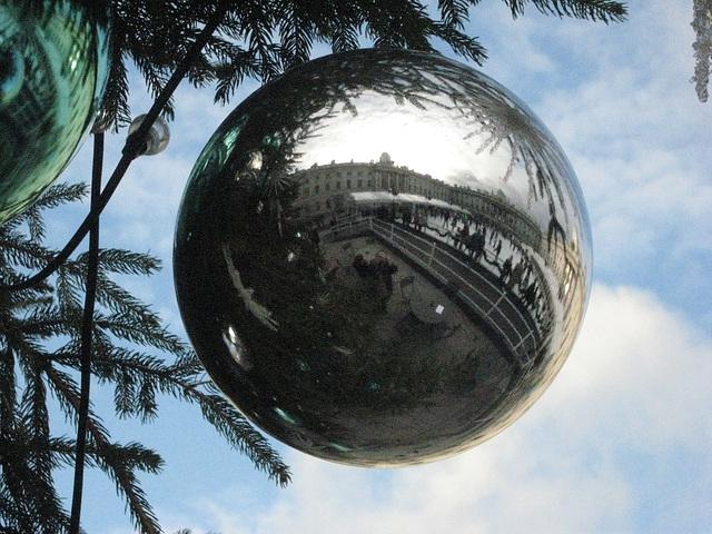 It's a ball