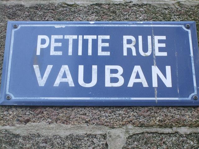 old street in brest, france / DSCF0505
