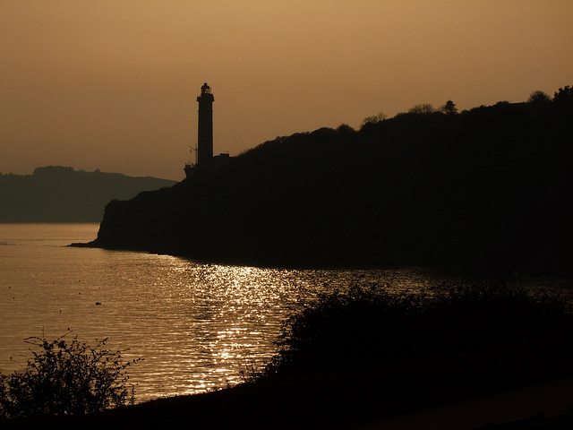 Lighthouse, Phare, Leuchtturm / Finistere, Bretagne, France, Europe, Le Monde / DSCF0516