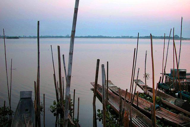 Kwan Phayao Lake, Thailand