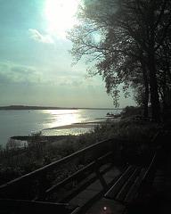 ... an der Elbe bei Hamburg / 070425 174851