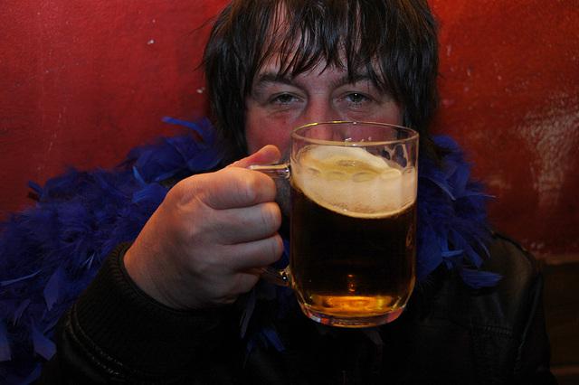 Pivo! Na zdravííí!
