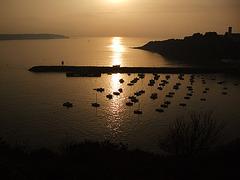 Little Harbour near to Brest, Bretagne, France / DSCF0531