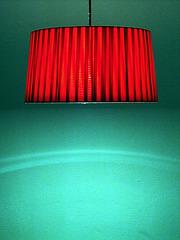 Julis neue Lampe