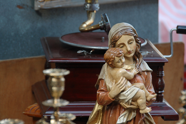Christ Baby Teasing