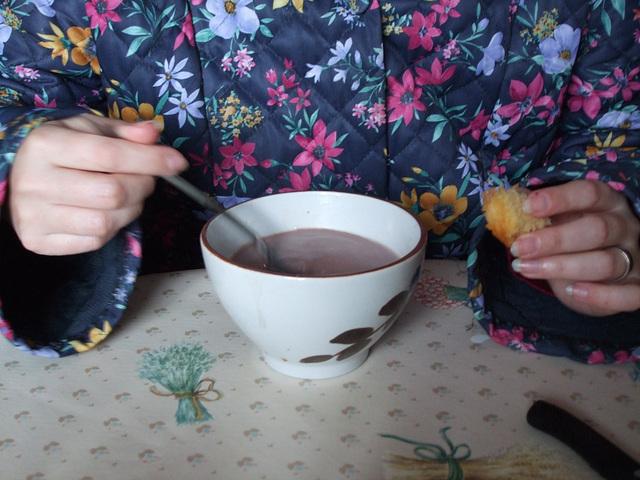 Petit Dejeuner en Bretagne / DSCF0667