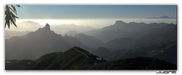 Panoramica desde Tejeda