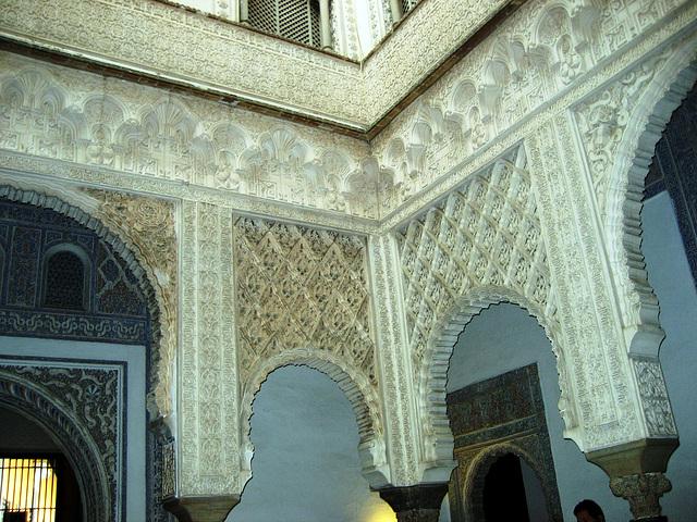 Sevilla, Alcázar, King D. Pedro's Palace