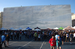 L.A. Beer Festival - the Sky Wall (4537)