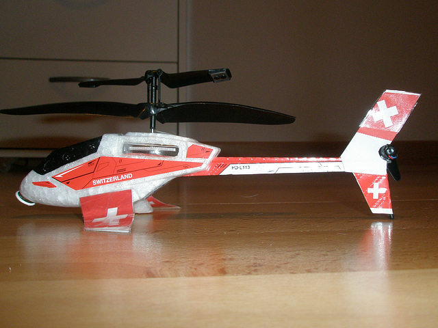 swiss copter