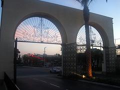 Paramount Studios Melrose Gate (4568)