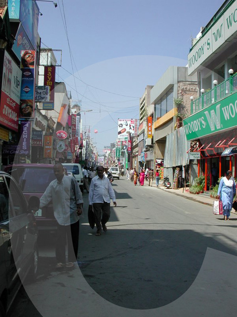 Commercial street