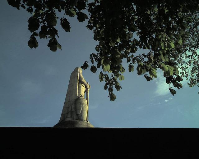 BISMARCK Denkmal - Hamburg