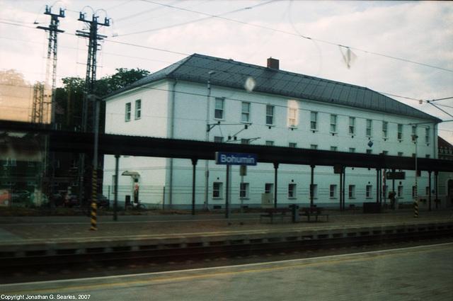 Nadrazi Bohumin, Bohumin, Silesia (CZ), 2007
