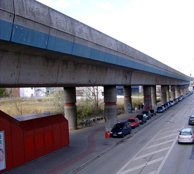 S-Bahn S3, Haltepunkt Hammerbrook