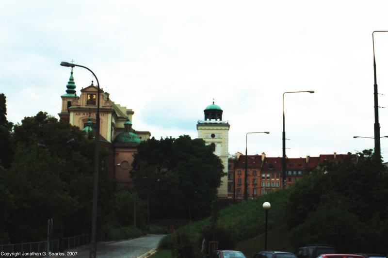 Royal Castle, Warsaw, Poland, 2007