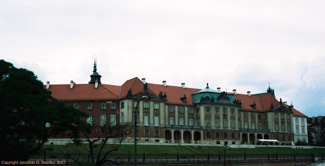 Royal Castle, Picture 2, Warsaw, Poland, 2007